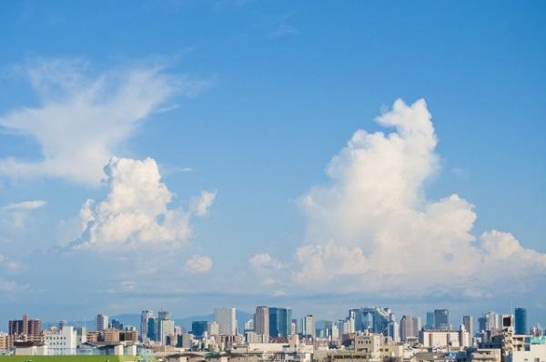 大阪府の国際交流求人の集まる大阪市