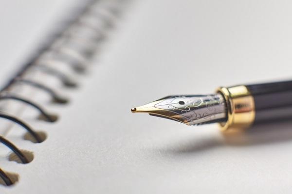 日本にあるスイスの外資系企業の有名な万年筆