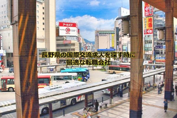 長野県の国際交流求人に強いのはマイナビエージェント、doda