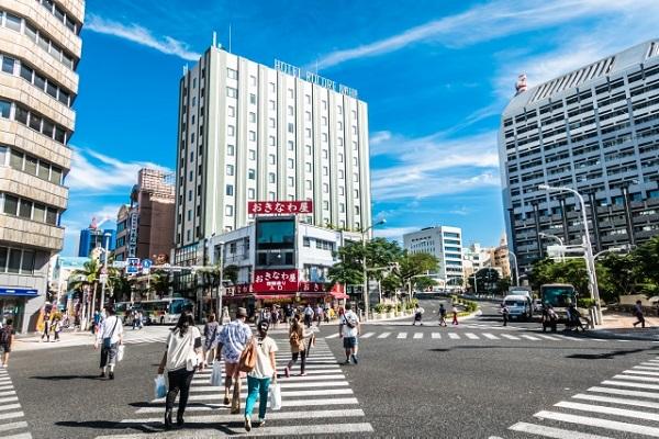 沖縄県の大学の国際交流センター求人が発生しやすい那覇市