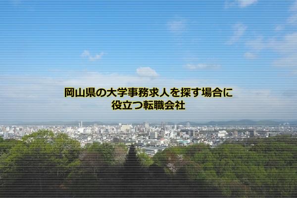 岡山市の空から見た風景の画像