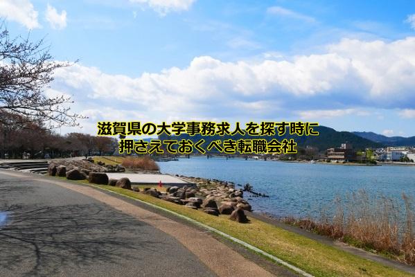 龍谷大学瀬田キャンパスの近くを流れる瀬田川の画像